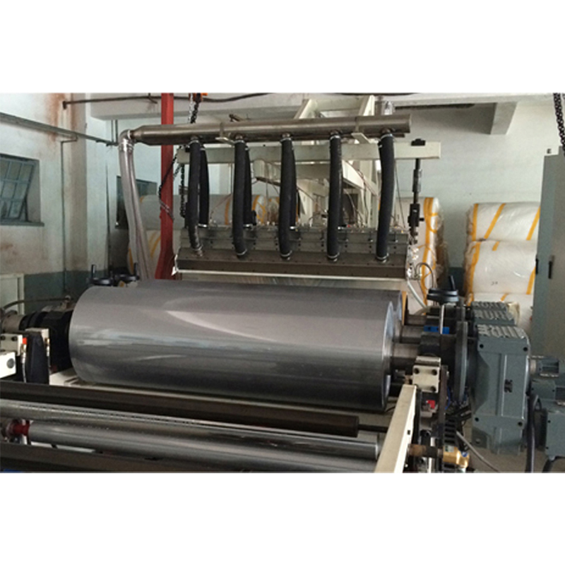 PVC casting film production line