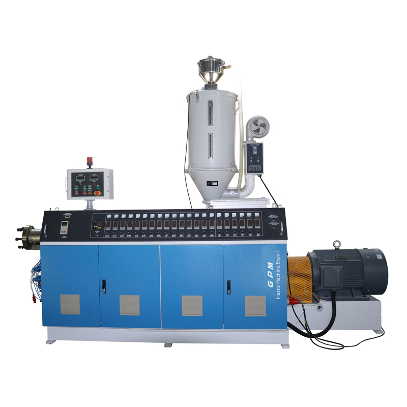 hdpe water supply pipe production line