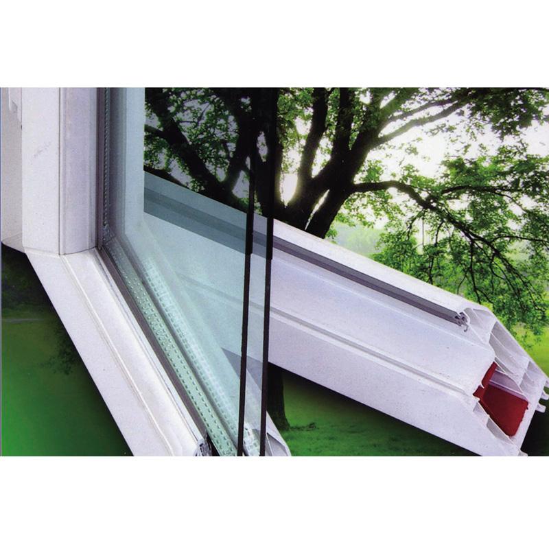 PVC window Profile extrusion line