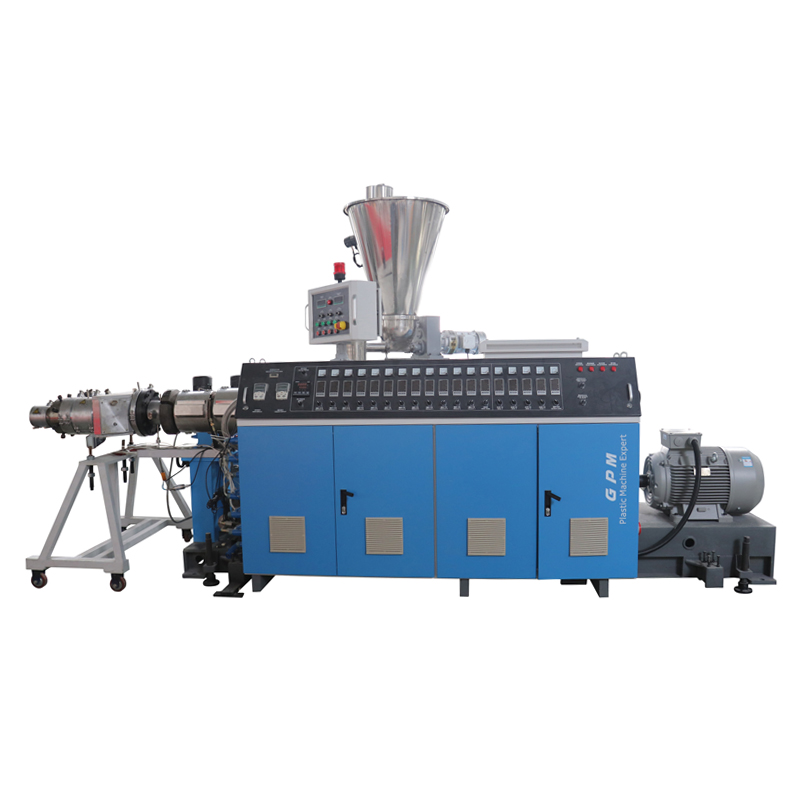 CPVC Dual-Pipe Extrusion Line