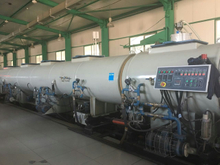 1600 HDPE/PO Large Diameter Pipe Extrusion Line