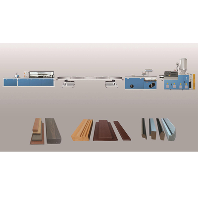 PS Profile Extrusion Line