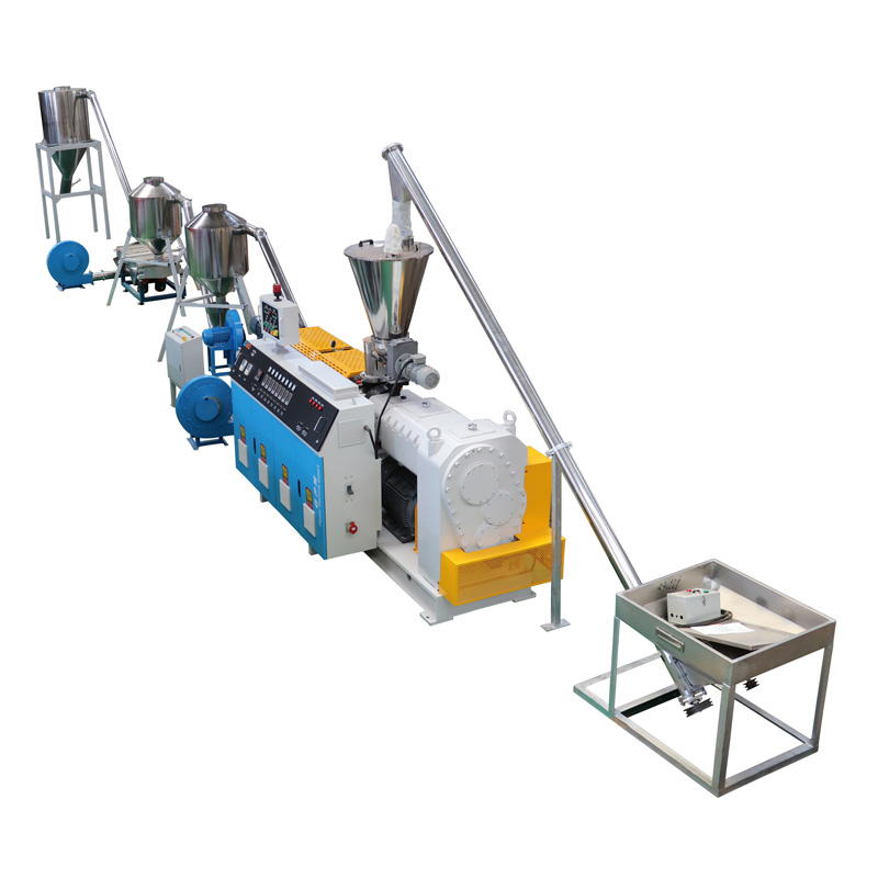 PVC/SPVC Pelletizing Granulation Line
